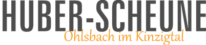 Huber-Scheune